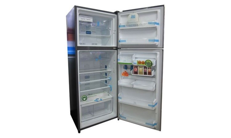 Tủ lạnh Electrolux ETE3500SE-RVN lưu trữ được lượng thực phẩm lớn