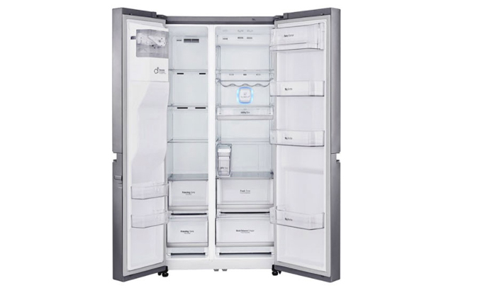 Tủ lạnh giá tốt. Tủ lạnh LG GR-D247JS 601 lít