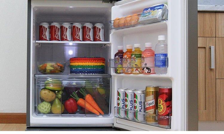 Tủ lạnh Panasonic NR-BA178VSVN 152 lít kháng khuẩn khử mùi hiệu quả