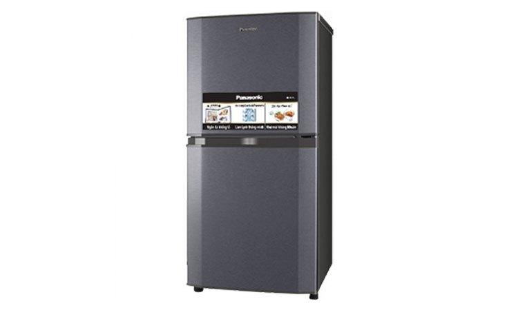 Tủ lạnh Panasonic NR-BJ158SSVN thiết kế nhỏ gọn, hiện đại