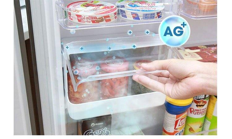 Tủ lạnh Toshiba GR-T41VUBZ (N1) kháng khuẩn tốt