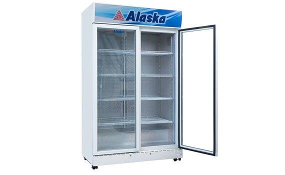Tủ lạnh Alaska SL-12C thiết kế hiện đại và tiện lợi