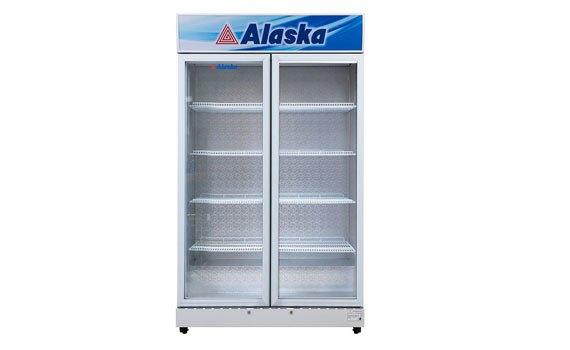 Tủ lạnh Alaska SL-12C không gian chứa rộng rãi