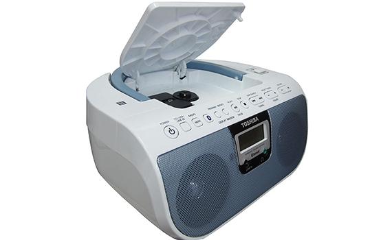 Cassette Toshiba TY-CWU11 nghe được CD lẫn USB