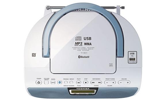 Cassette Toshiba TY-CWU11 tích hợp radio