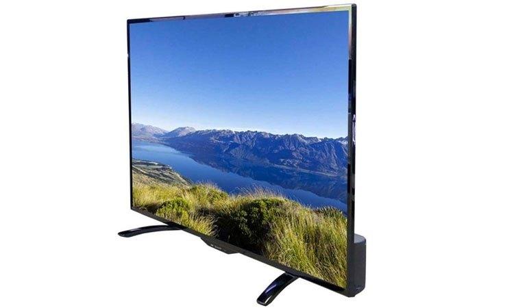 Thiết kế siêu hiện đại và ấn tượng với màn hình mỏng 40 inch