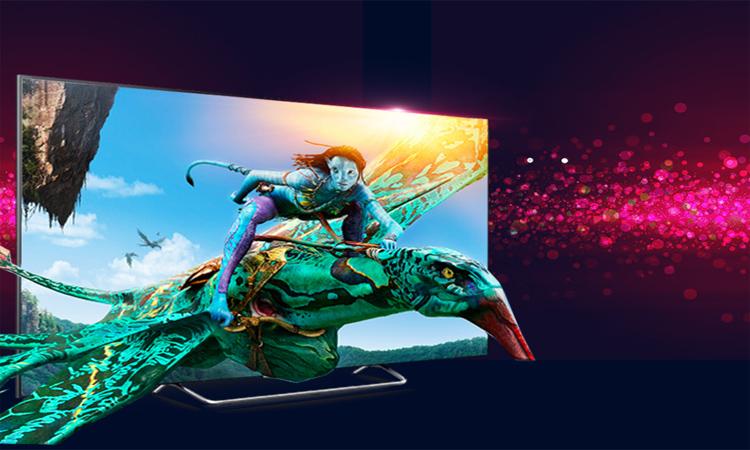 Tivi LCD SONY KDL-55W800C VN3 hỗ trợ xem phim 3D
