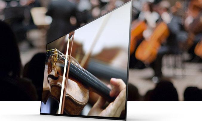 Tivi Sony Bravia OLED 65A1 màn hình 77 inch