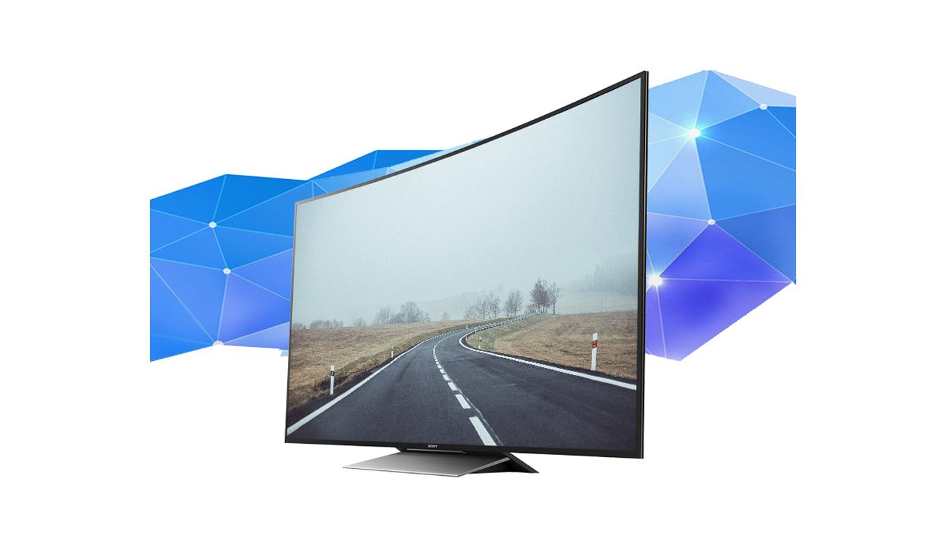 Tivi 4K Sony KD-65S8500D với kiểu dáng siêu mỏng