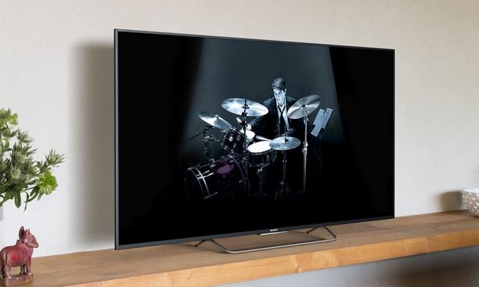 Tivi 4K Sony KD-65S8500D cho âm thanh vòm sống động