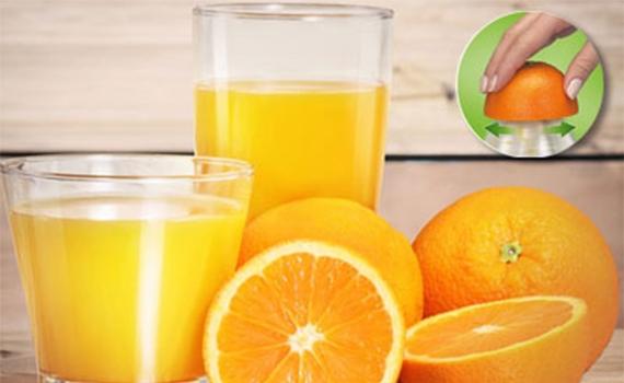 Máy cam Braun CJ3000 vắt nước cam tối đa