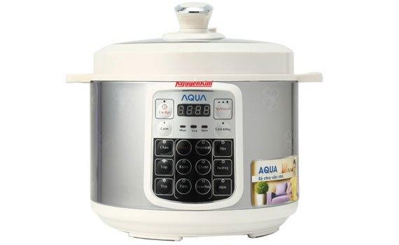 Nồi áp suất điện Aqua APC-50D giá rẻ hấp dẫn