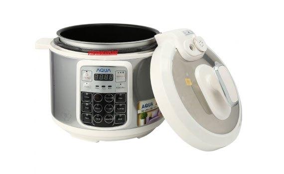 Nồi áp suất điện Aqua APC-50D dễ sử dụng
