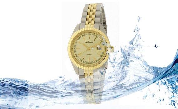 Đồng hồ Adriatica A3090.2111Q chịu nước 5 ATM