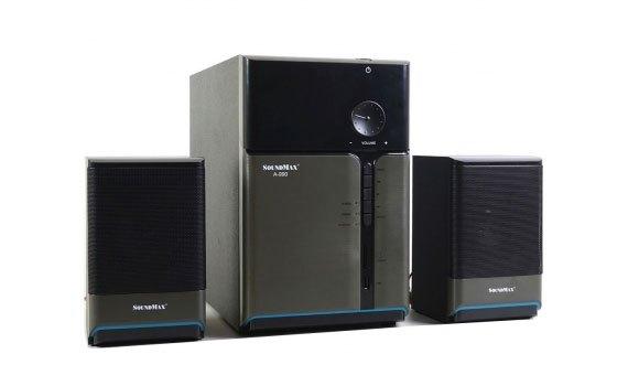 Loa Soundmax A990 sở hữu thiết kế hiện đại và sang trọng