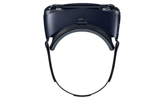 Kính đeo thực tế ảo Samsung Gear VR 2 SM-R323 nhỏ gọn, hiện đại