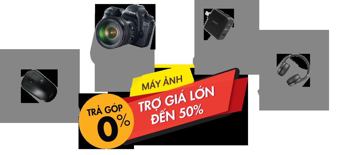 máy ảnh - phụ kiện