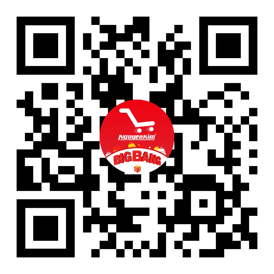bigbang qr-code