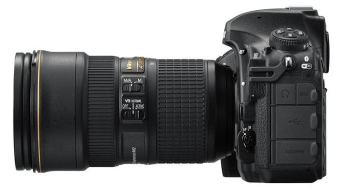 Máy ảnh Nikon D850 hứa hẹn mang đến vinh quang cho hãng