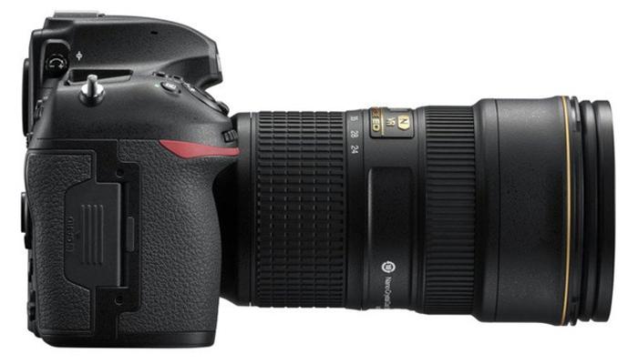 """Tốc độ chụp ảnh """"thần tốc"""" lên đến 9fps của máy ảnh Nikon D850"""