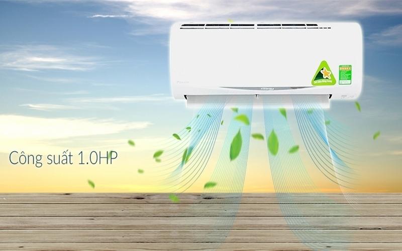 máy lạnh Daikin công suất 1hp