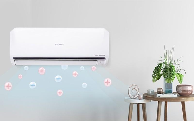 máy lạnh sharp cho không gian mát lạnh