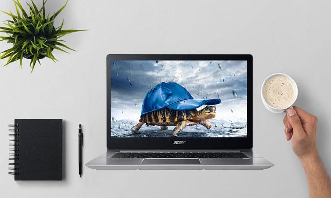 Laptop Acer Swift 3 SF315-51G-537U (NX.GSJSV.004) màn hình lớn 15.6 inch