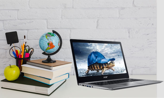 Laptop Acer Swift 3 SF315-51G-537U (NX.GSJSV.004) nhiều cổng kết nối