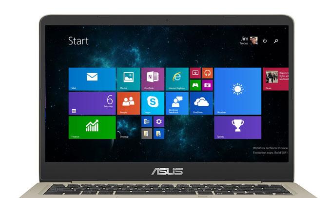 Laptop Asus Vivobook Max X411UA - BV360Tbảo mật vân tay
