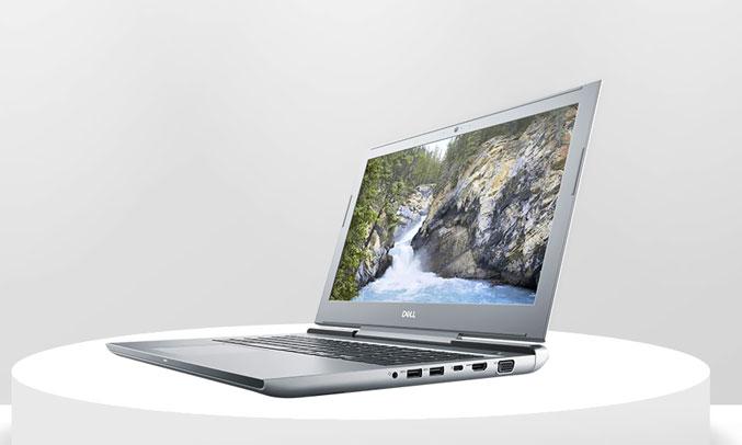 Laptop Dell Vostro 7570 - 70138566 bàn phím phát sáng hiện đại