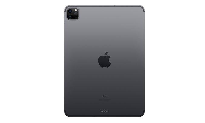 Máy tính bảng iPad Pro 12.9 inch Wifi 128GB MY2H2ZA/A Xám 2020 - Camera đa tính năng