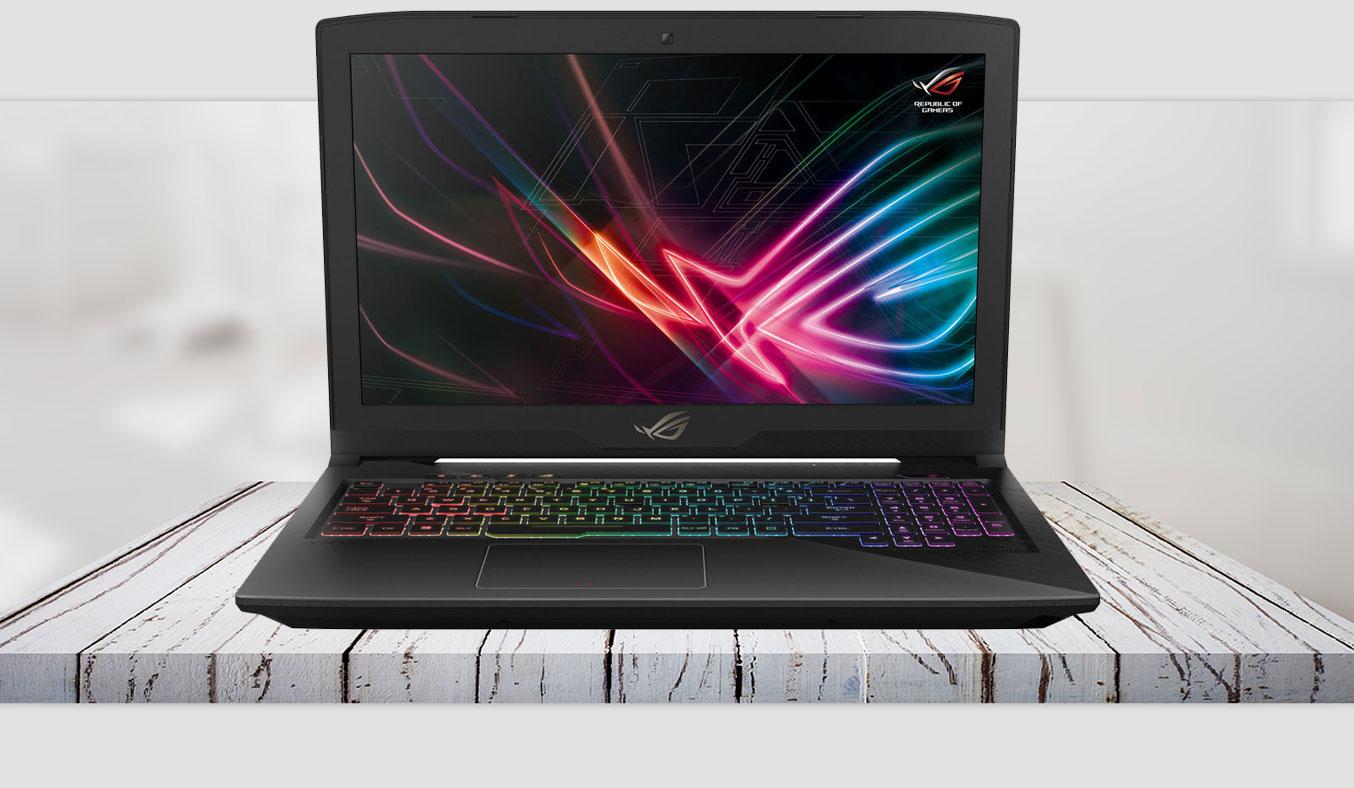 Laptop AsusROG STRIX GL503VD - GZ119T cấu hình mạnh mẽ