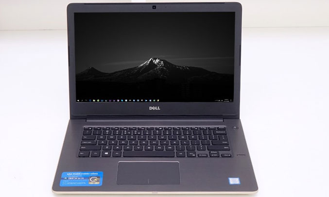 Laptop Dell Vostro V5468A - P75G001 màu sắc đẹp mắt