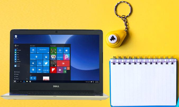 Laptop Dell Vostro V5468A - P75G001 cấu hình mạnh mẽ