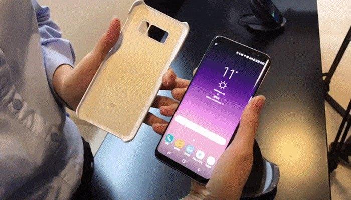 Ốp lưng cũng khá quan trọng cho điện thoại Galaxy S8 đấy!