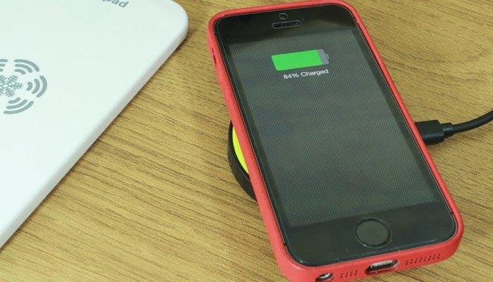 Ốp lưng sẽ làm điện thoại iPhone nóng hơn khi sạc