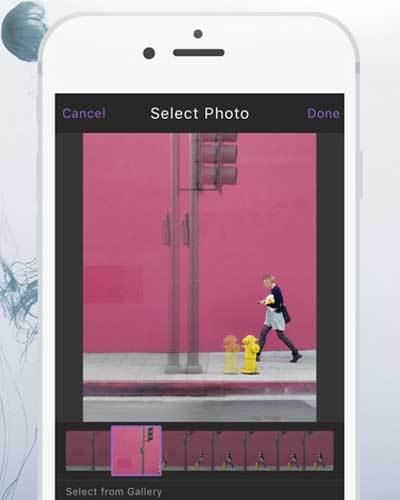 Ảnh GIF chỉnh màu đẹp dành cho Facebook sử dụng trên điện thoại