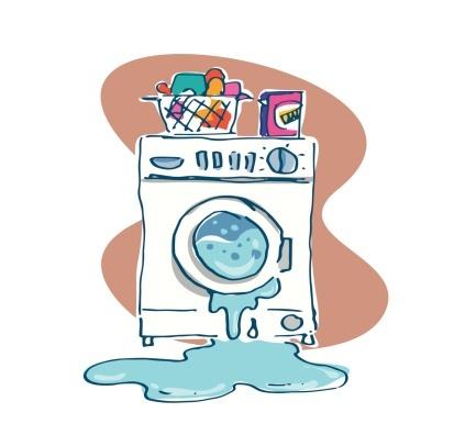 Thường xuyên vệ sinh để bảo vệ máy giặt của bạn