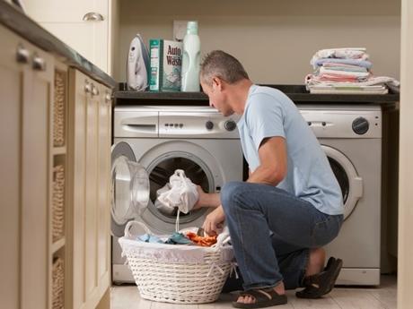 Máy giặt tốt với nhiều chu kỳ giặt khác nhau