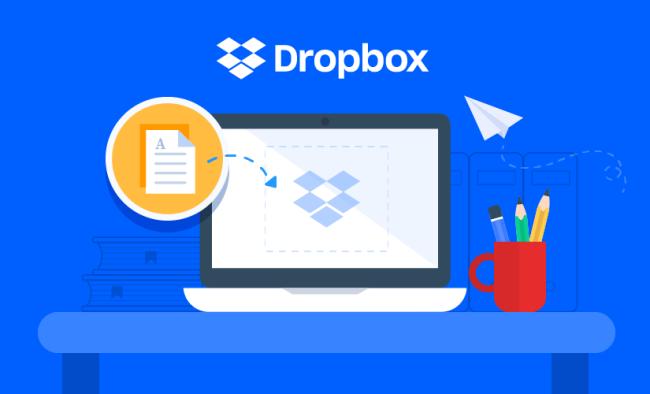 Dropbox là một dịch vụ lưu trữ dữ liệu trực tuyến ra mắt vào năm 2008