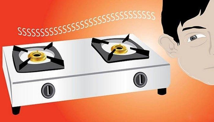 Cách tắt bếp gas an toàn