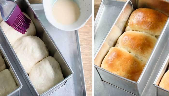 Làm bánh mì nhân phô mai với lò nướng