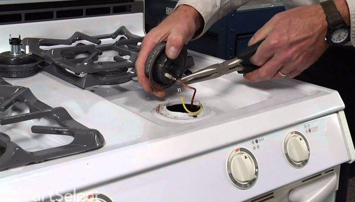 Bảo trì bếp gas thường xuyên