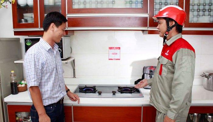 Chất lượng bình gas ảnh hưởng đến bếp gas