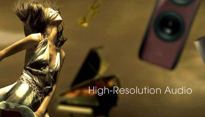 Công nghệ âm thanh Hi-Res trên dàn máy nghe nhạc Sony là tinh hoa của công nghệ âm thanh