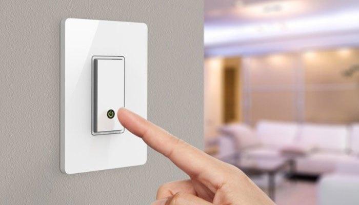 Tắt thiết bị điện khi không dùng