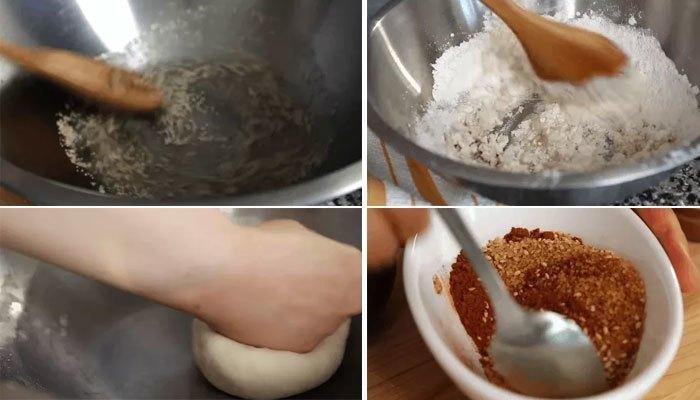 Hướng dẫn làm bánh ngọt Gonggal-ppang