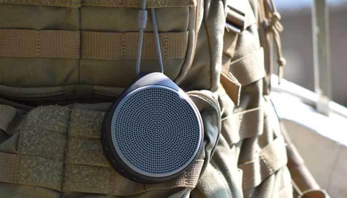 Loa Bluetooth nhỏ gọn sẽ dễ dàng di chuyển hơn