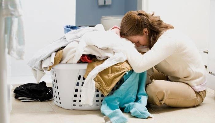 Không phân loại quần áo trước khi cho vào máy giặt sẽ ảnh hưởng đến chất lượng sợi vải