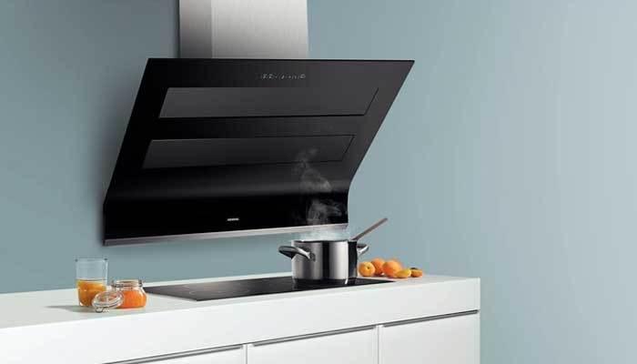 Máy hút khói giúp không khí căn bếp nhà bạn trong sạch, tạo thiện cảm khi khách ghé thăm